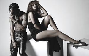 Rihanna Puma forever faster ad