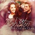 Robsten - robert-pattinson-and-kristen-stewart fan art