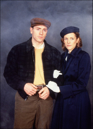 "Ron Eldard and Penelope Ann Miller ""On the Waterfront"""