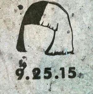 Sia Teaser Sidewalk Art (9.25.15)