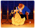 SNOW WHITE AS BELLE - beauty-and-the-beast photo