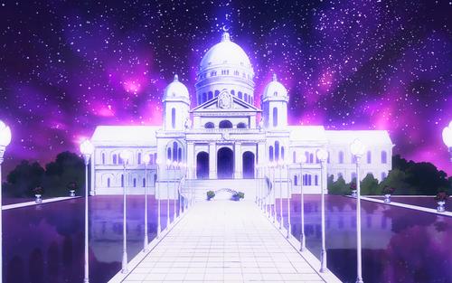 Sailor Moon Crystal fondo de pantalla possibly with a rascacielos and a kremlin titled Sailor moon