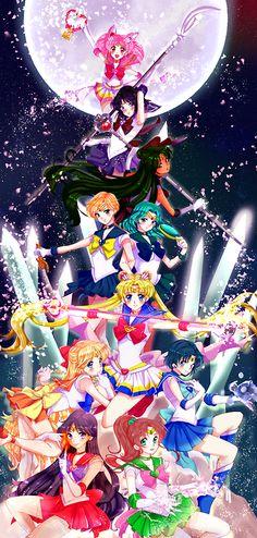 Sailor Moon Crystal fondo de pantalla entitled Sailor moon