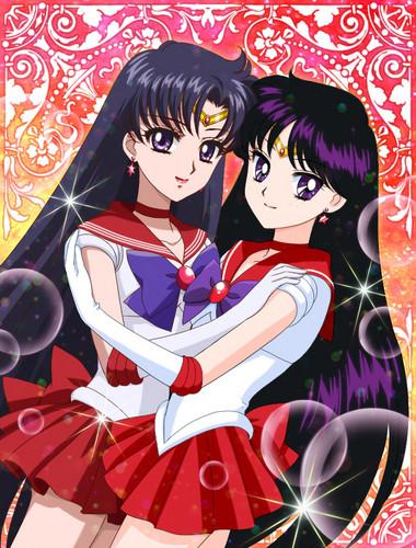 Sailor Moon Crystal wallpaper with anime called Sailor moon