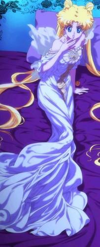 Sailor Moon Crystal fondo de pantalla probably with anime entitled Sailor moon