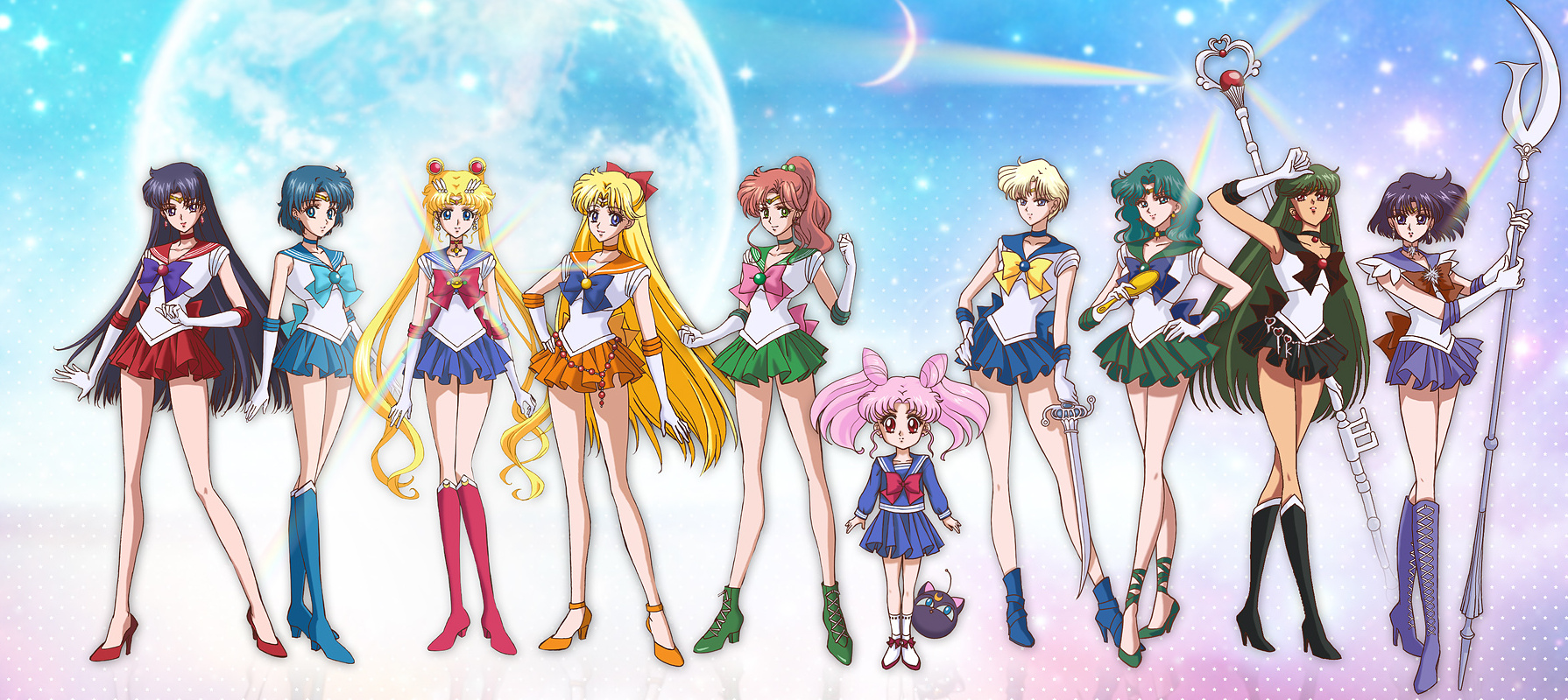 sailor moon crystal images sailor moon hd wallpaper and