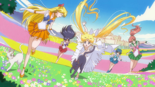 Sailor Moon Crystal fondo de pantalla with anime entitled Sailor moon