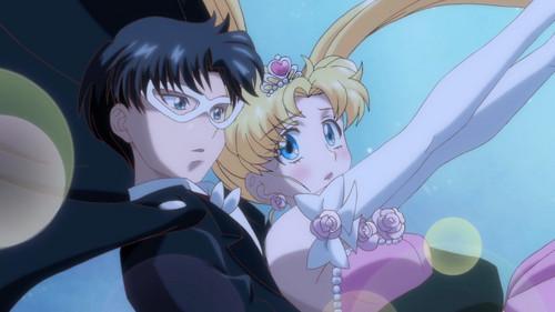 Sailor Moon Crystal fondo de pantalla containing anime called Sailor moon