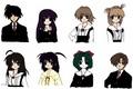 School Days Clannad Crossover - anime photo