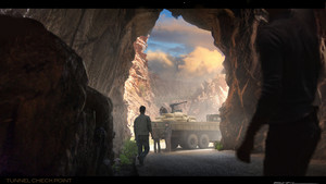 Scorch Trials: Conceptual Art