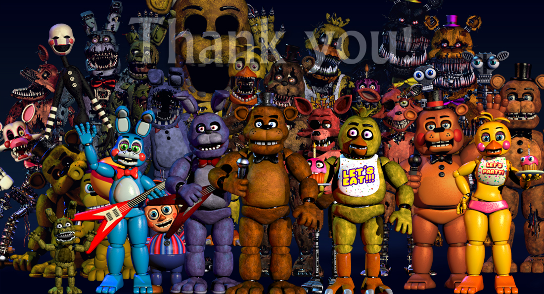 Scott put more stuff into this thank you image