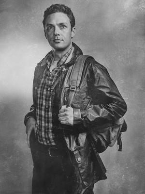 Season 6 Character Portrait ~ Aaron