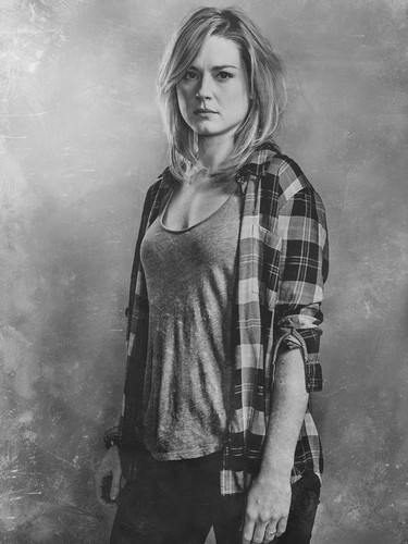 Walking Dead fond d'écran probably containing a hip boot titled Season 6 Character Portrait ~ Jessie Anderson