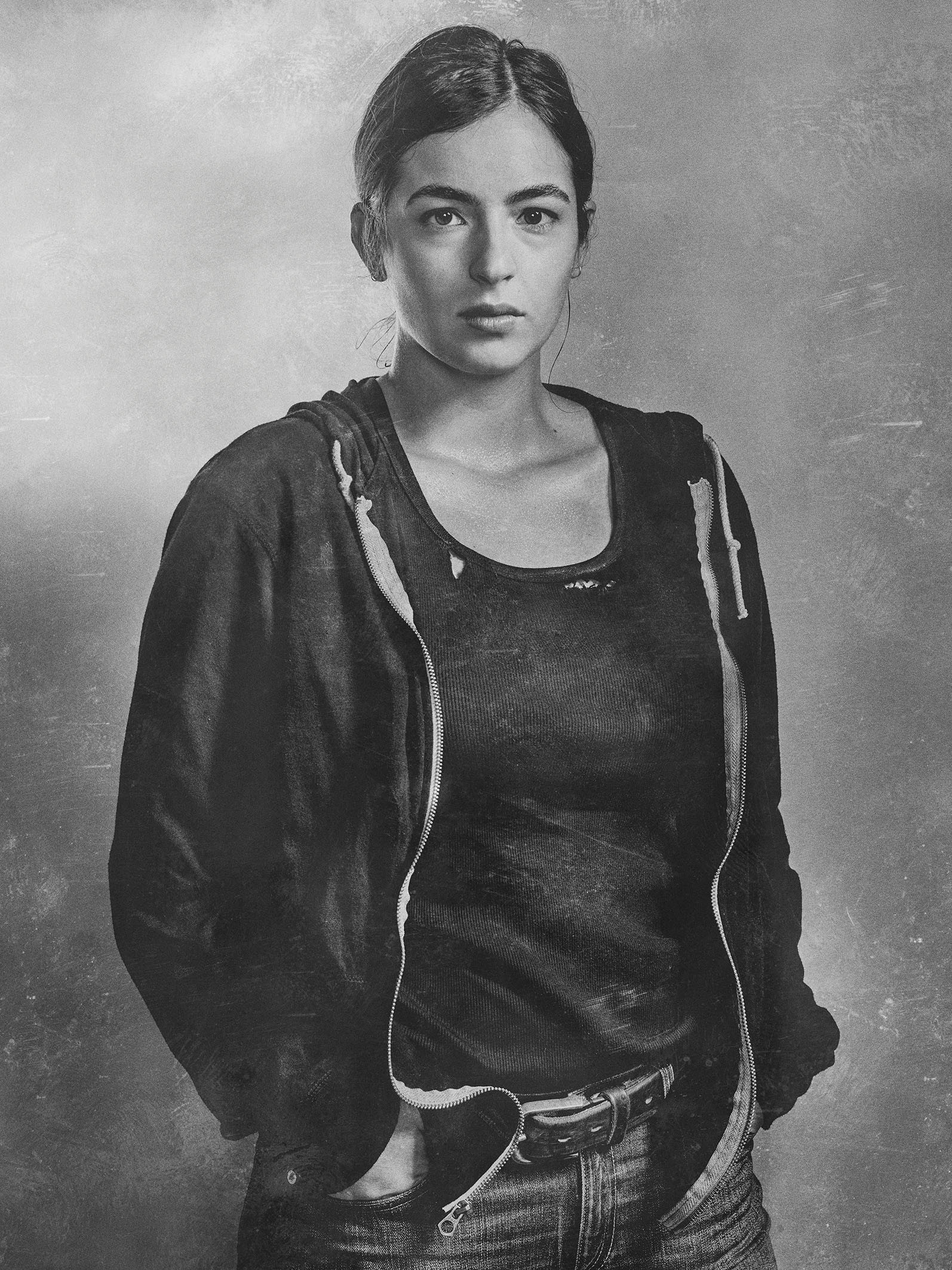 Season 6 Character Portrait ~ Tara Chambler