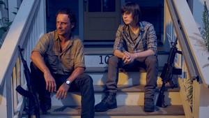 Season 6 ~ Rick & Carl