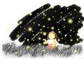 Setsuko - grave-of-the-fireflies fan art