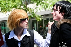 Shizuo and Izaya Cosplay