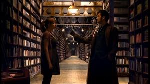 Silence in the पुस्तकालय