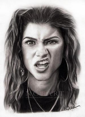 Sketch : Zend Coleman : Our Rockstar