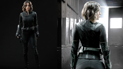 Skye Agents Of SHIELD Wallpaper Containing A Hip Boot And Well Dressed Person