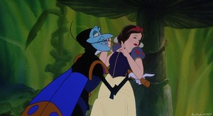 Snow White & Mr. Beetle