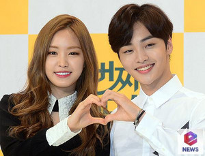 Son Na Eun and Kim Min Jae get coupley
