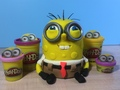SpongeBob made with Play-Doh - spongebob-squarepants photo