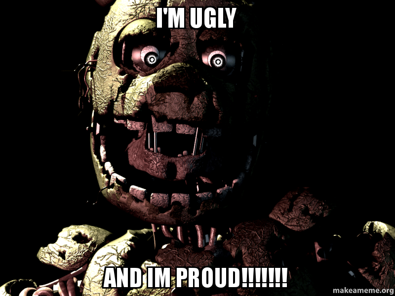 five nights at freddy s images springtrap hd wallpaper and