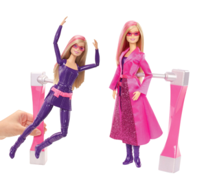 Spy Squad:a new barbie movie?
