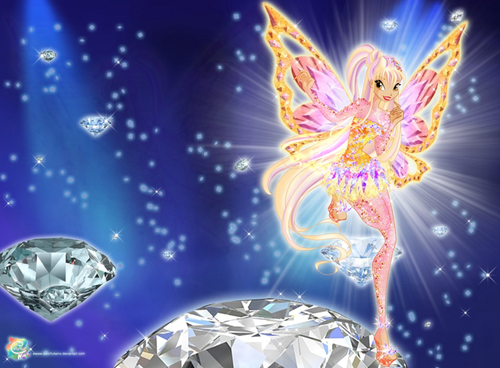 The Winx Club wallpaper entitled Stella Tynix
