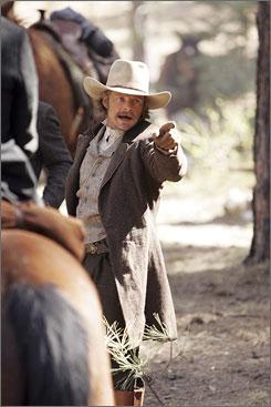 1e0826463 Steve Zahn as Gus McCrae in Comanche Moon - Steve Zahn Photo ...