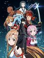 Sword Art Online Cover  - sword-art-online photo