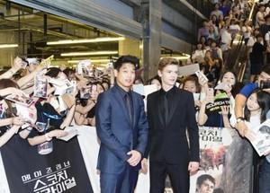 TST: South Korea Premiere