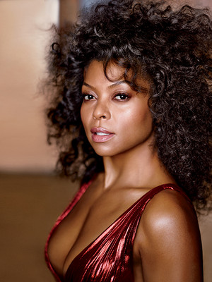 Taraji P. Henson in Allure Magazine - July 2015