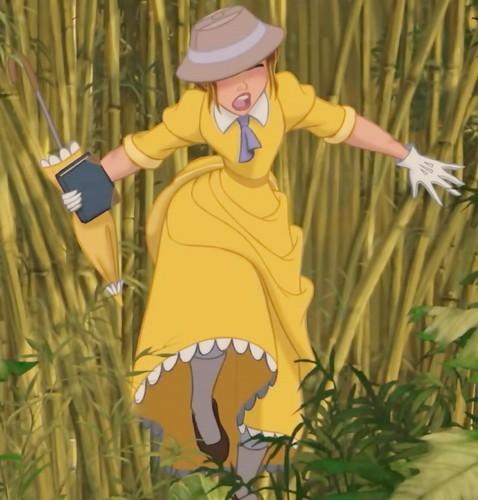 Jane Porter karatasi la kupamba ukuta entitled Tarzan 1999 BDrip 1080p ENG ITA x264 MultiSub Shiv .mkv snapshot 00.32.10 2014.08.10 16.27.47