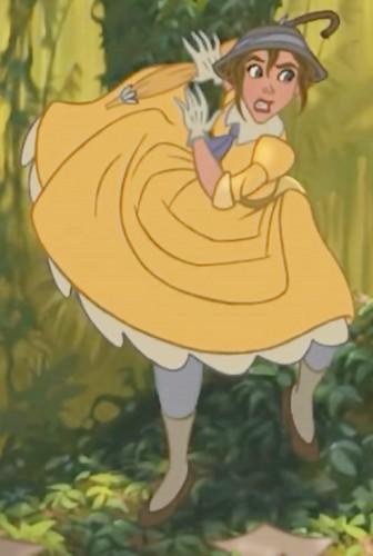 Jane Porter karatasi la kupamba ukuta probably with anime called Tarzan 1999 BDrip 1080p ENG ITA x264 MultiSub Shiv .mkv snapshot 00.34.23 2014.08.18 20.46.20