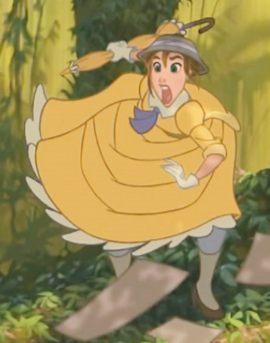 Jane Porter wallpaper possibly containing anime titled Tarzan  1999  BDrip 1080p ENG ITA x264 MultiSub  Shiv .mkv snapshot 00.34.23  2014.09.22 12.11.41