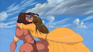 Tarzan 1999 BDrip 1080p ENG ITA x264 MultiSub Shiv .mkv snapshot 01.20.51 2014.11.18 18.09.38
