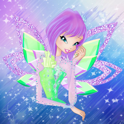 The Winx Club wallpaper called Tecna Tynix