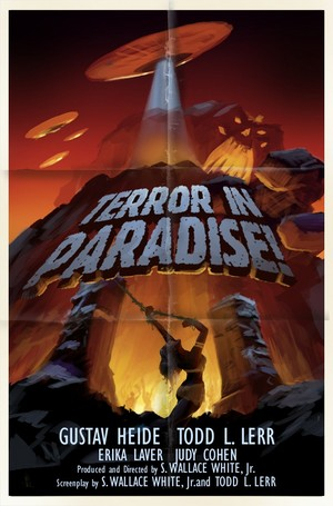 Terror in Paradise!