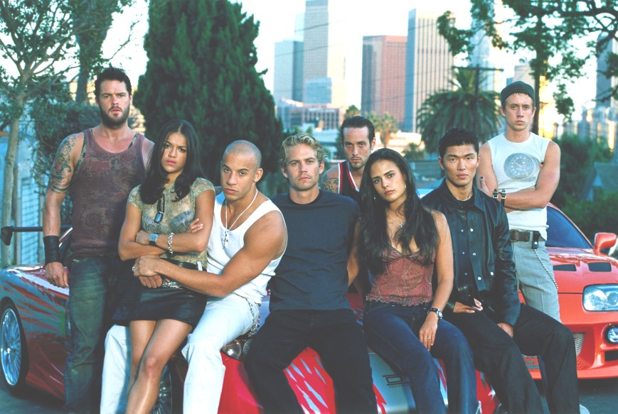 The Fast and the Furious Cast