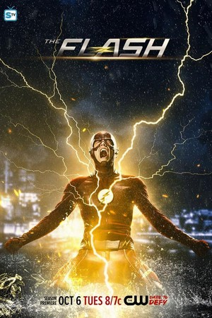 The Flash - Season 2 - New Poster