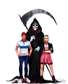 The Grim Adventures of Billy and Mandy - billy-and-mandy fan art