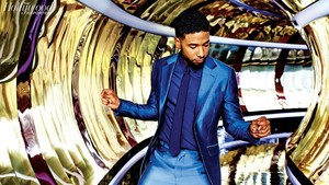 """The Hollywood Reporter - """"Empire on Fire"""" - Jussie Smollett"""