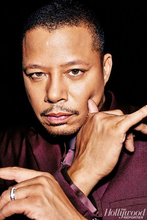 """The Hollywood Reporter - """"Empire on Fire"""" - Terrence Howard"""