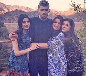 The Malik Family