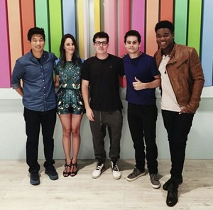 The Scorch Trials Cast