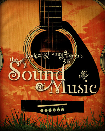 The Sound of Музыка Обои probably with an acoustic гитара titled The Sound of Музыка