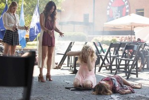 "The Vampire Diaries  ""Day One of Twenty-Two Thousand, Give or Take"" (7x01) promotional picture"