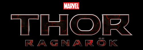 Thor: Ragnarok वॉलपेपर entitled Thor: Ragnarok - Logo